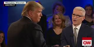 Trump and Cooper